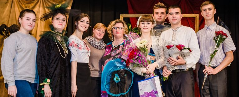 Театральний студентський колектив «Маленький театр»