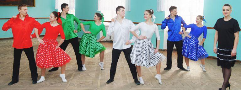 Ансамбль сучасного танцю «Глорія»