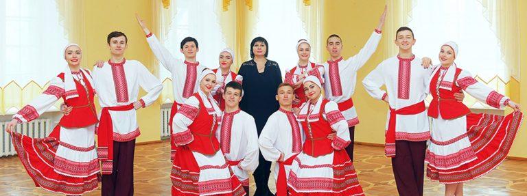 Аматорський ансамбль народного танцю «Намисто»