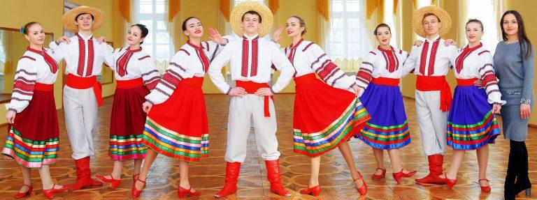 Ансамбль українського танцю «Забава»